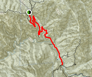 Little Sur River Camp Map