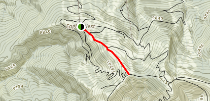 Ridge Route Map