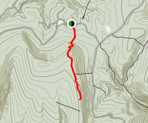 Refuge Trail Map