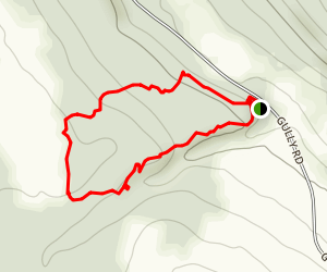 Rudl Loop Trail  Map