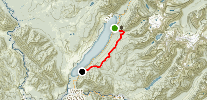 Snyder Ridge Trail Map