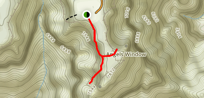 Cape Royal Trail Map