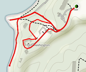 Fort Washington Map