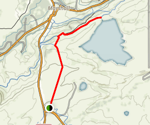 Greenbelt Plateau Trail Map