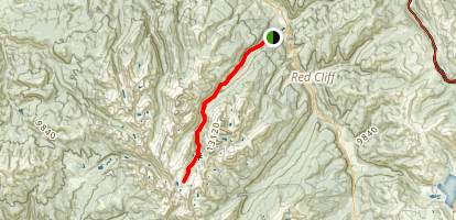 Cross Creek Trail Map
