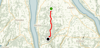 Interloken Trail Map