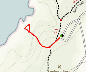 Patrick's Point Trail Map