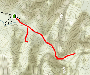 Red Hollow Trail Map