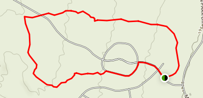 Wagner Trail Loop Map