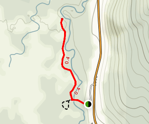 Coyote Valley Trail Map