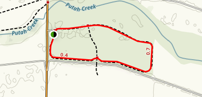 Outer Loop Trail Map