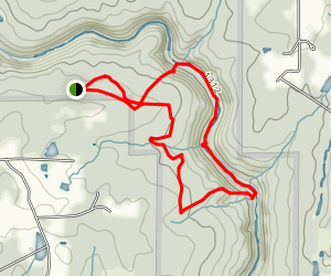 DeSoto Scout Trail Map