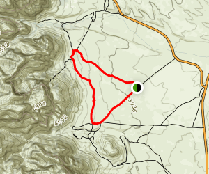 Knoll and Arnight Trail Loop Map