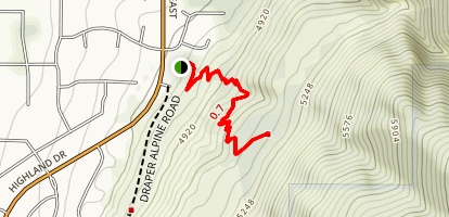 Orsen Smith Trail Map