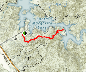 Grey Pine Trail Map