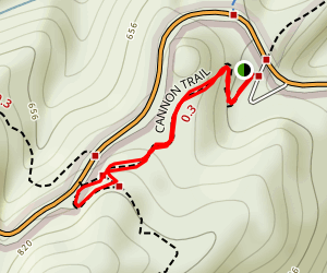Cannon Trail Map