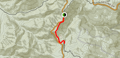 Ivy Creek Trail Map