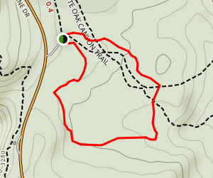 Limberlost Trail Map