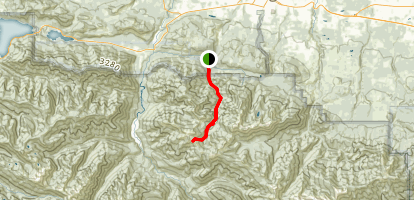 Little River Trail Map