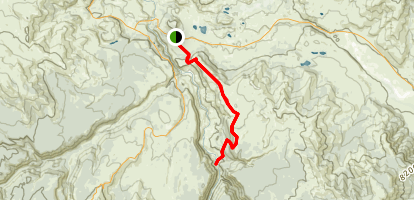 Agate Creek Map