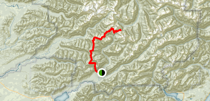 Skyline Ridge Trail Map