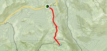 Pack Trail  Map