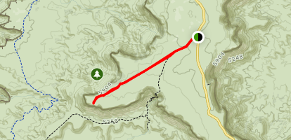 Murphy Point Trail Map