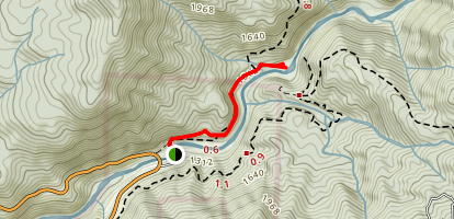 Hoyt Trail Map