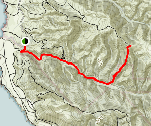 Coon Creek Trail Map