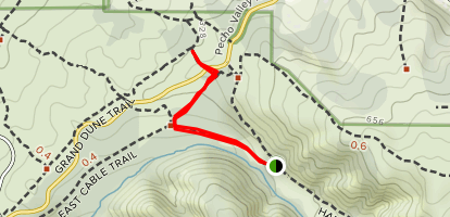 Cable Trail Map
