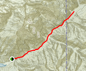 Big Elk Creek Trail Map