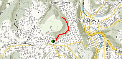 Stackhouse Park Trail Map