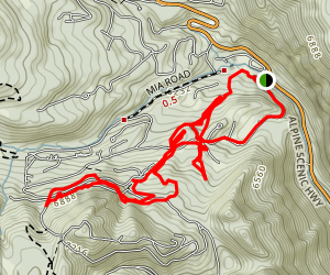 Sundance Trails Map