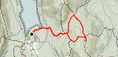 Triad Peak Loop Map