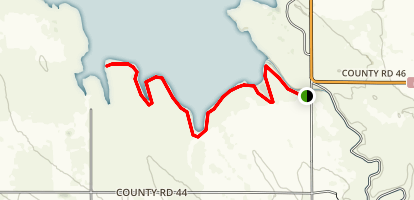 South Shoreline Trail Map