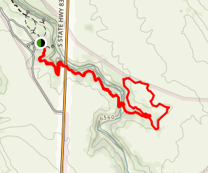 East Canyon Preservation Trail Map