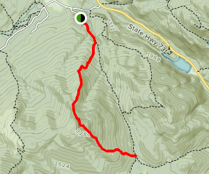 Stimson Trail Map