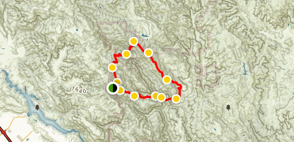Mount Sizer Loop Map