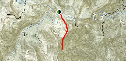 The Notch Trail Map
