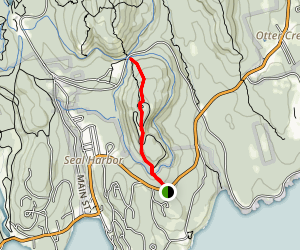 Day Mountain Trail Map