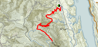Timber Trail Map