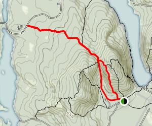 Great Notch Trail Map