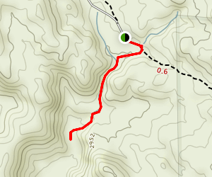 Moorten's Mill Trail Map