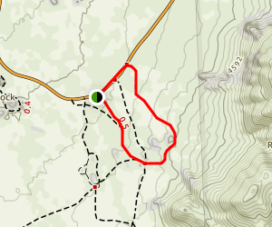 Ryan Ranch Trail Map