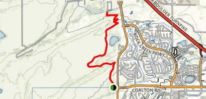Meadowlark Trail Map