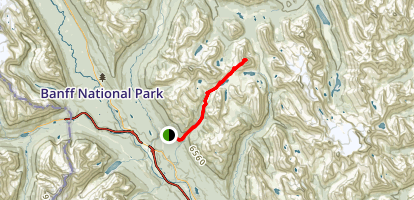 Fossil Mountain Trail Map