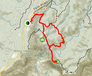 Canyon Trail Black Pipe Trail Loop Map