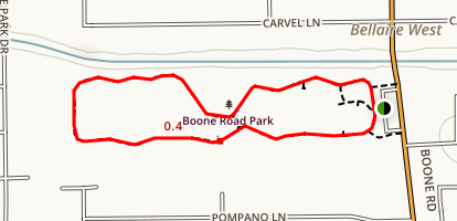 Boone Road Park Map