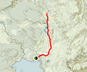Tern Lake Trail Map