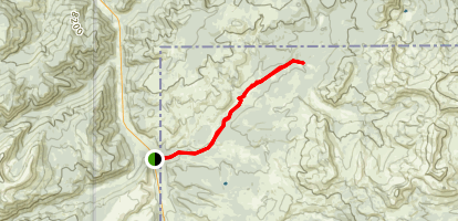 Fan Creek Trail Map